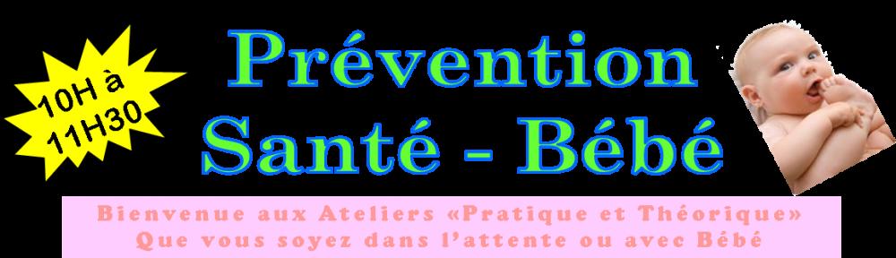 prévention santé bébéb