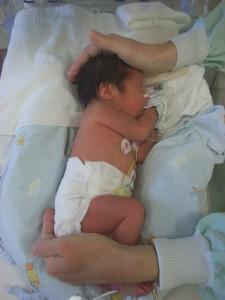 Reiki bébé