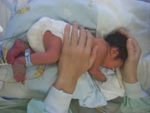 Reiki bebe